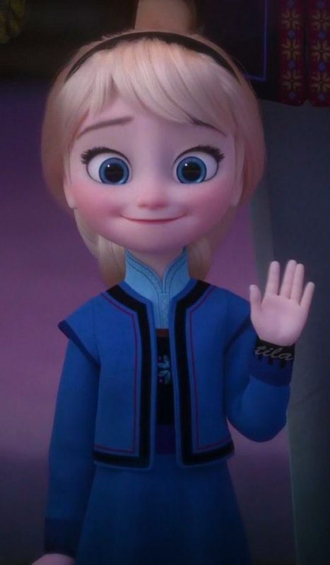 Elsa Walt Disney Animation Studios